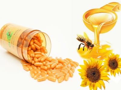 Sự thật công dụng sữa ong chúa Úc Healthy Care và cách order